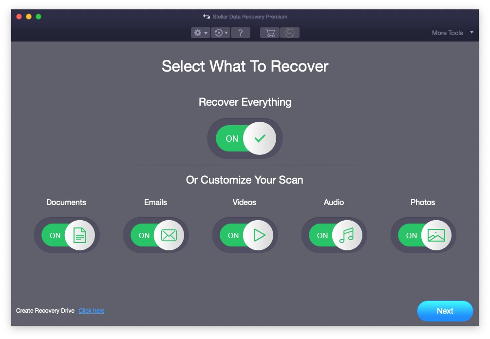 Stellar Data Recovery Premium review 1