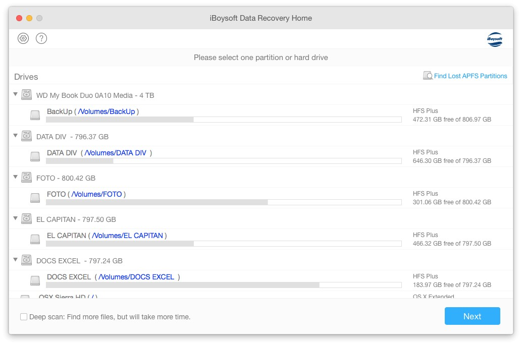 iBoysoft Mac Data Recovery review 2