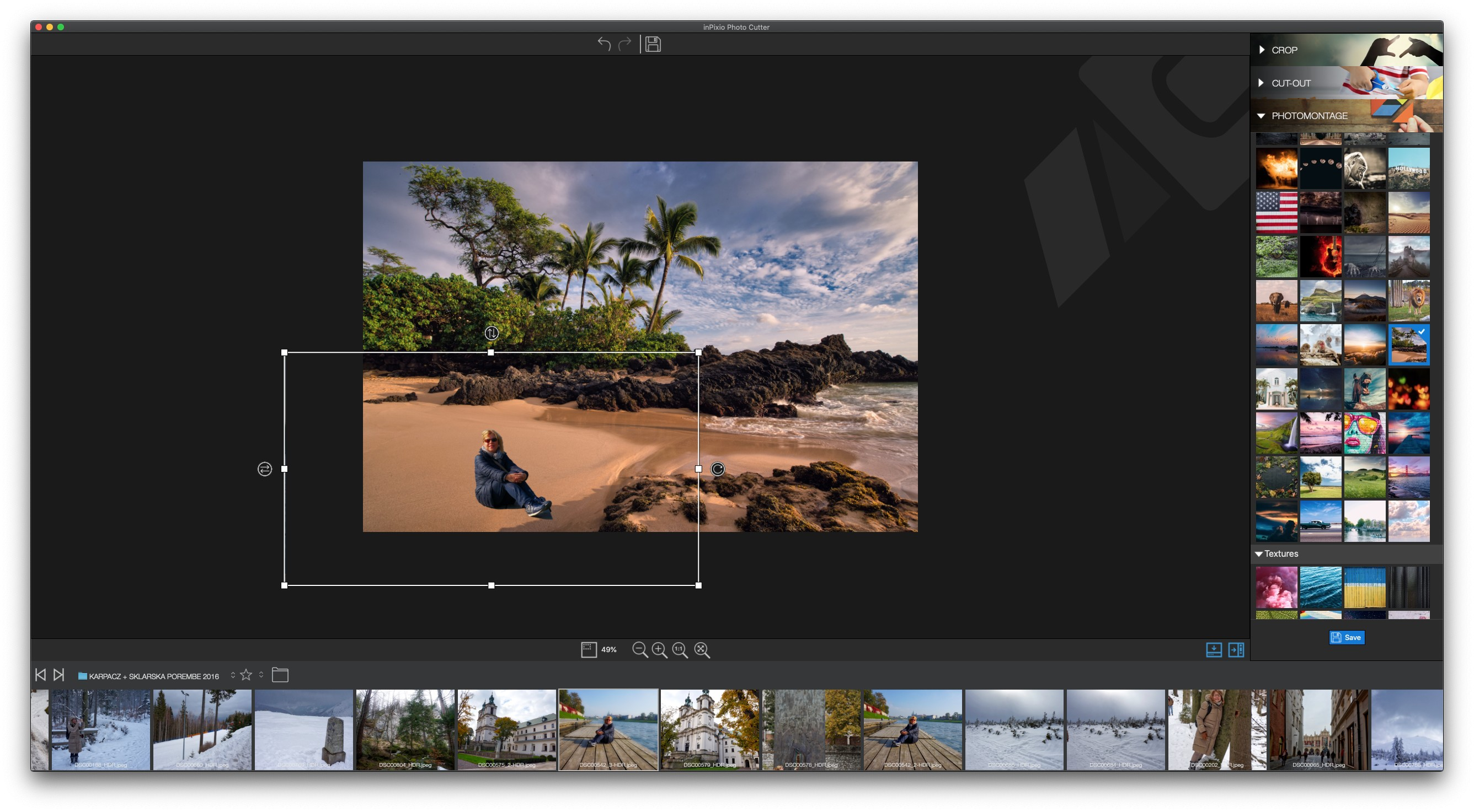 Inpixio Photo Studio 10 Pro Mac review 5