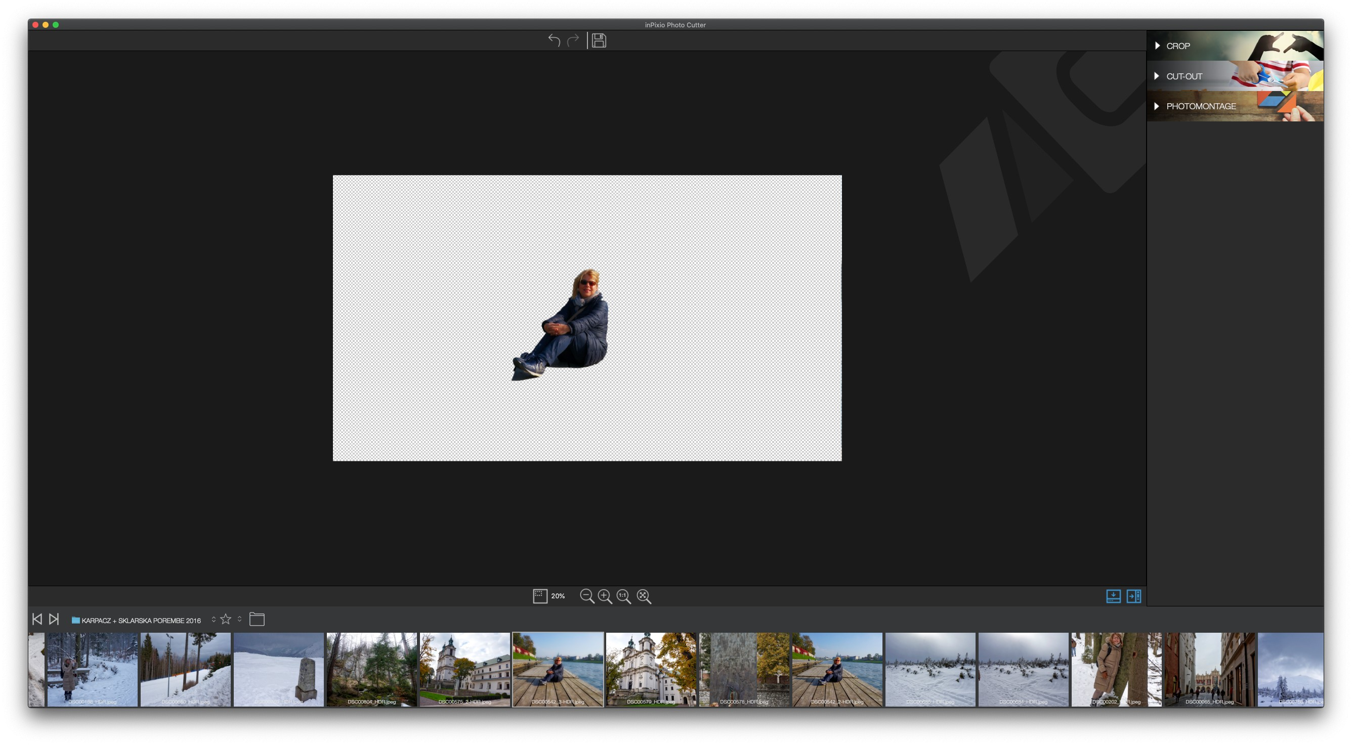 Inpixio Photo Studio 10 Pro Mac review 4