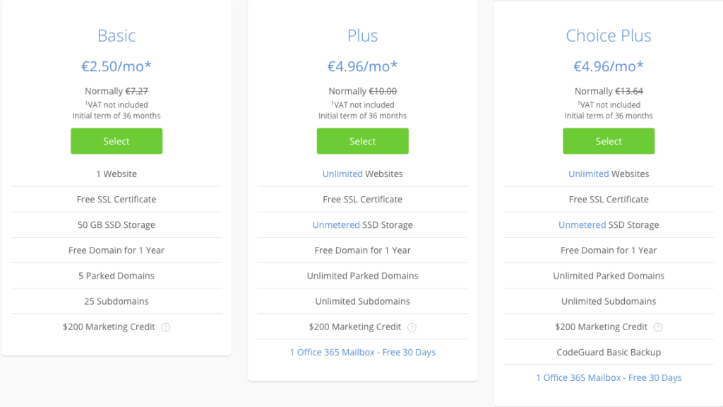 Bluehost Web hosting review 10