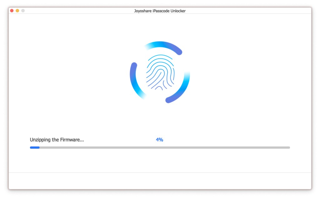 Joyoshare iPasscode Unlocker review 6