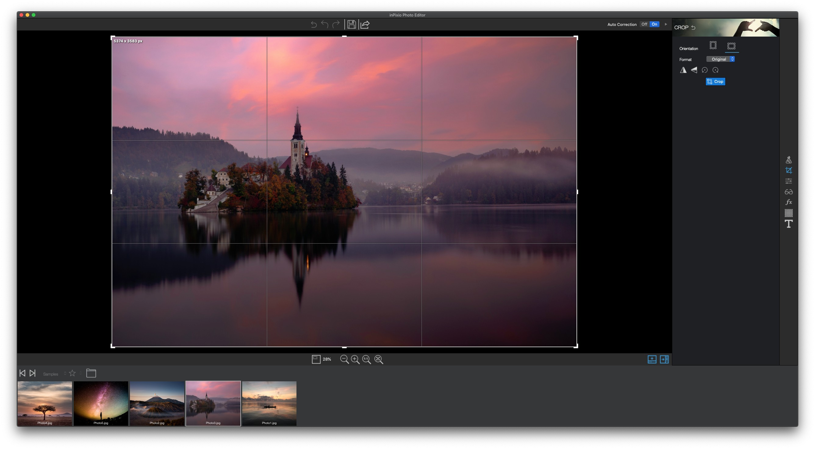 Inpixio Photo Studio 10 Pro Mac review 13