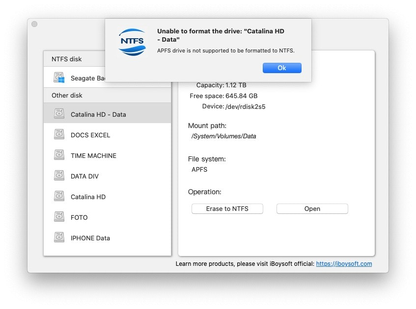 iBoysoft NTFS for Mac review 21