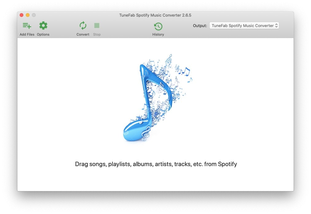 Tunefab Spotify Music Converter review 1
