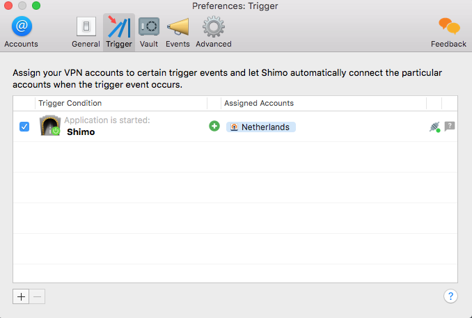 SHIMO VPN Client review   Macsoftreview