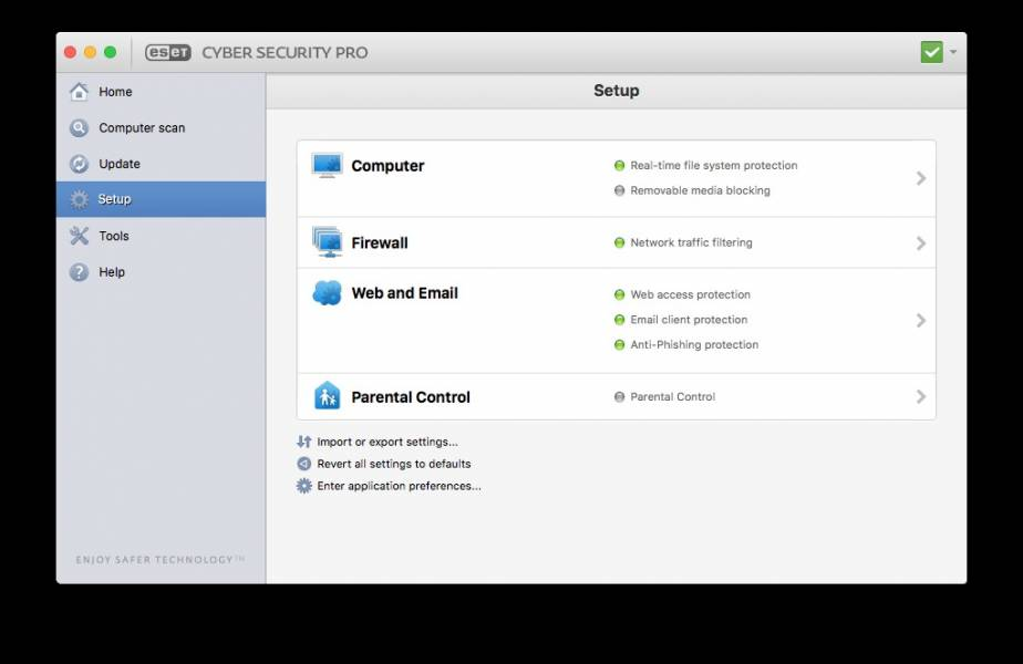 Eset Cyber Security Pro Review Macsoftreview