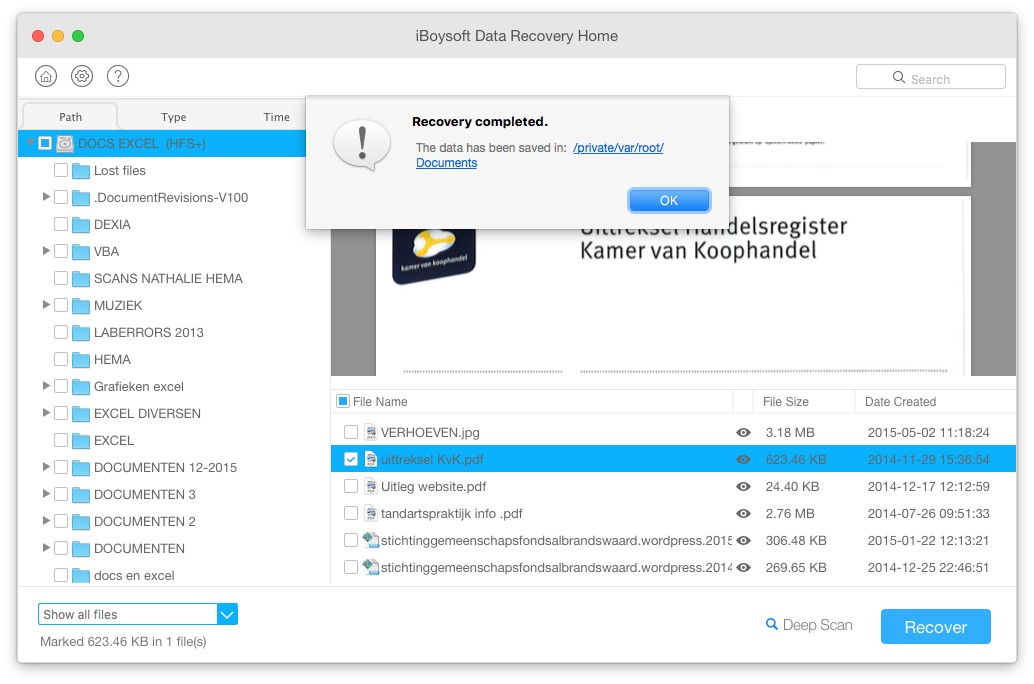 iBoysoft Mac Data Recovery review 3