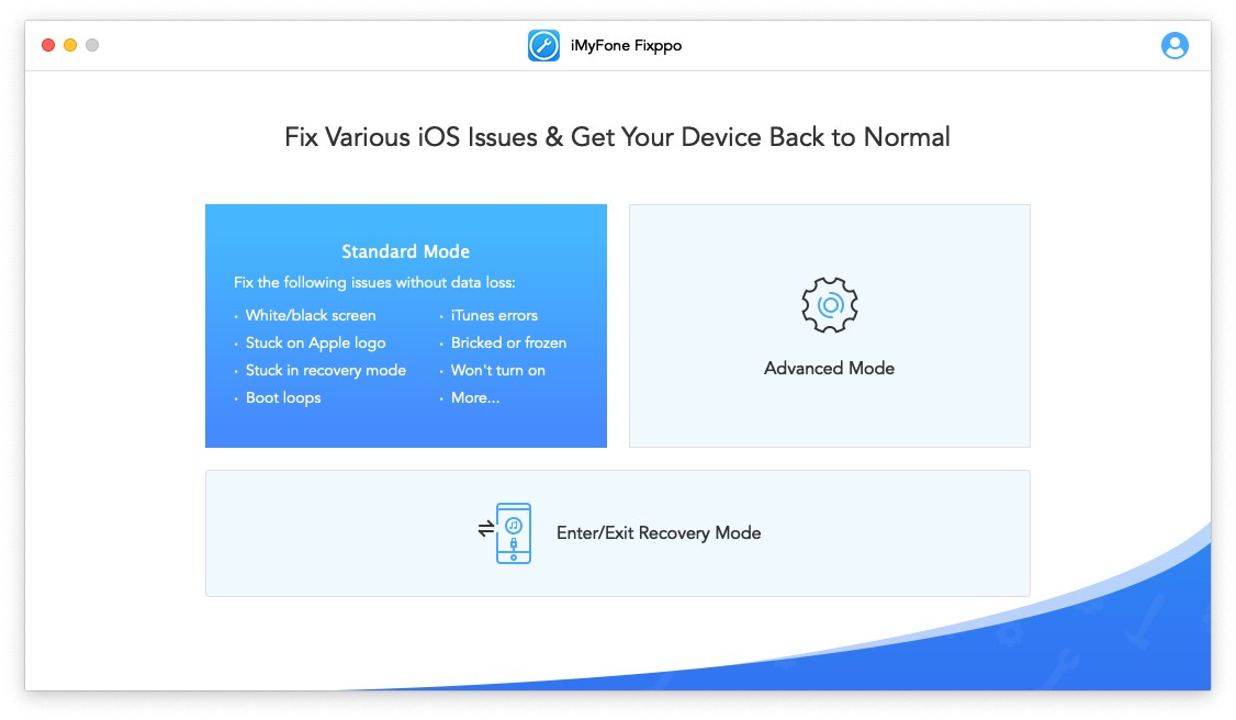 Imyfone Fixppo review 1